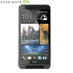 Case-Mate Screen Protector for HTC One M7