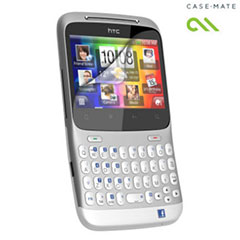 Case-Mate Screen Protector - HTC ChaCha