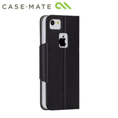 Case-Mate Slim Folio Case for iPhone 5C - Black