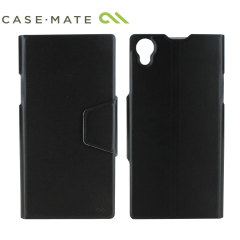 Case-Mate Slim Folio Case for Sony Xperia Z1 - Black