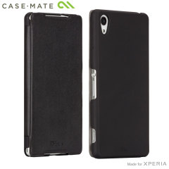 Case-Mate Slim Folio Case for Sony Xperia Z2 - Black