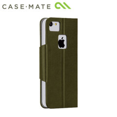 Case-Mate Slim Folio for iPhone 5C - Olive