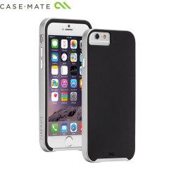 Case-Mate Slim Tough iPhone 6 Case - Black / Silver