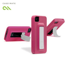 Case-Mate Snap Case with Stand For iPod Touch 5G - Pink