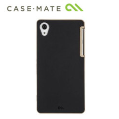 Case-Mate Sony Xperia Z2 Slim Tough Case - Black / Gold