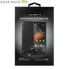 Case-Mate Sony Xperia Z3 Bundle Accessory Pack