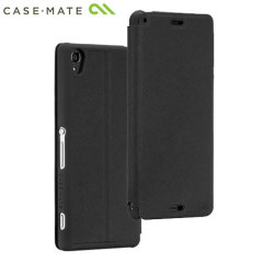 Case-Mate Sony Xperia Z3 Folio Case - Black