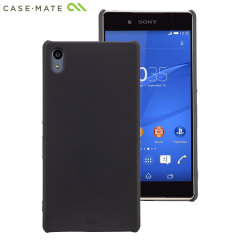 Case-Mate Sony Xperia Z3+ Barely There Case - Black