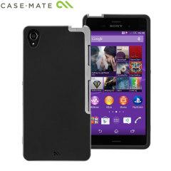 Case-Mate Sony Xperia Z3 Tough Case - Black / Silver