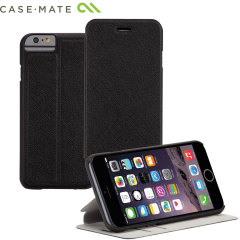 Case-Mate Stand Folio iPhone 6 Case - Black