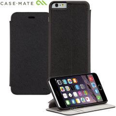 Case-Mate Stand Folio iPhone 6 Plus Case - Black / Grey