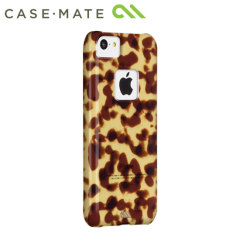 Case-Mate Tortoiseshell Case for iPhone 5C - Brown