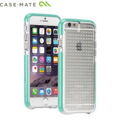 Case-Mate Tough Air iPhone 6 Case - Clear / Pool Blue