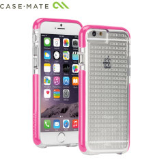 Case-Mate Tough Air iPhone 6S / 6 Case - Clear / Pink