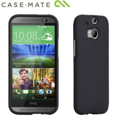 Case-Mate Tough Case for HTC One M8 - Black