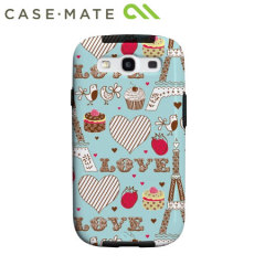 Case-Mate Tough Case for Samsung Galaxy S3 - Love