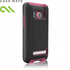 Case-Mate Tough Case - HTC EVO 3D - Pink