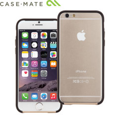 Case-Mate Tough Frame iPhone 6S / 6 Bumper - Champagne / Black