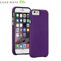 Case-Mate Tough iPhone 6S / 6 Case - Purple / Black