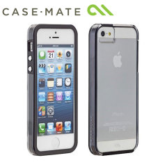 Case-Mate Tough Naked Case for iPhone 5/5S - Clear/Black