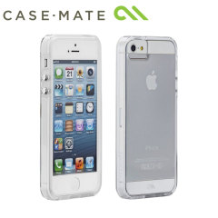 Case-Mate Tough Naked Case for iPhone 5/5S - Clear/White