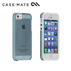 Case-Mate Tough Naked Case for iPhone 5S / 5 - Blue/White