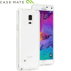 Case-Mate Tough Naked Samsung Galaxy Note 4 Hard Case - Clear