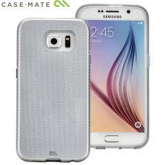 Case-Mate Tough Samsung Galaxy S6 Case - Silver