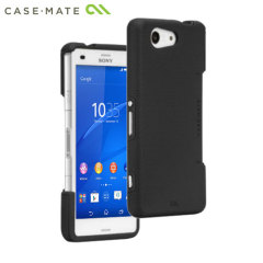 Case-Mate Xperia Z3 Compact Tough Case - Black