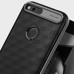 Caseology Parallax Series Google Pixel XL Case - Black