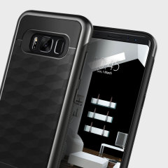 Caseology Parallax Series Samsung Galaxy S8 Case - Black