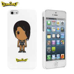 Celebridols Rihanna Case for Apple iPhone 5S / 5 - White