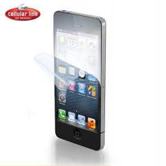 Cellularline Anti-Glare/Fingerprint Screen Protector for iPhone 5S / 5