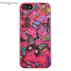 Christian Lacroix Butterfly iPhone 6S / 6 Designer Case - Pink
