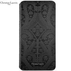 Christian Lacroix Paseo iPhone 6S / 6 Designer Folio Case - Black