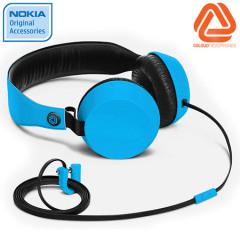Coloud Boom Headphones - WH-530 - Cyan