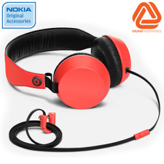 Coloud Boom Nokia Headphones - WH-530 - Red