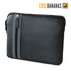 Cool Bananas SmartGuy Sleeve for iPad 3 / iPad 2 - Ebony