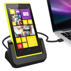 Cover-Mate Case Compatible Charging Dock for Nokia Lumia 1020