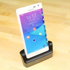 Cover-Mate Samsung Galaxy Note Edge Desktop Dual Charging Dock