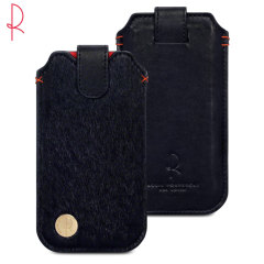 Covert Rosie Fortescue Pouch for iPhone 5S / 5 - Black