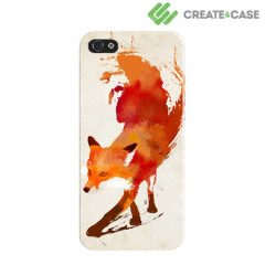 Create and Case iPhone 5S / 5 Hardcase - Vulpes