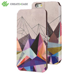Create and Case iPhone 6S / 6 Stand Case - Colourflash 3