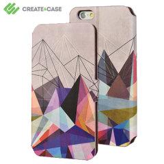 Create and Case iPhone 6S Plus / 6 Plus Stand Case - Colourflash 3