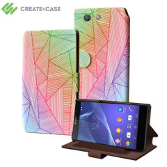 Create and Case Sony Xperia Z3 Compact Stand Case - Billy Rays