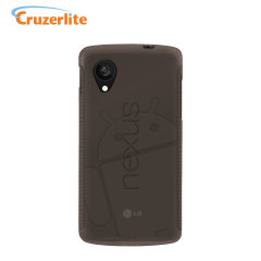 Cruzerlite Androidified A2 TPU Case for Google Nexus 5 - Smoke