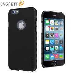 Cygnett AeroGrip iPhone 6 Case - Black