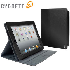 Cygnett Archive Folio Case for iPad Air - Black