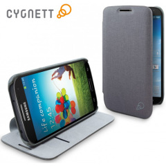Cygnett Cache Case For Samsung Galaxy S4 - Charcoal