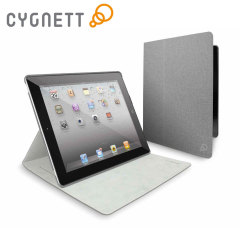 Cygnett Cache Folio Case for iPad Air - Grey